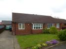 2 bedroom Semi-Detached Bungalow in Tennyson Close, Caistor