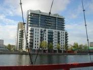 2 bed new Apartment to rent in Millharbour, London, E14