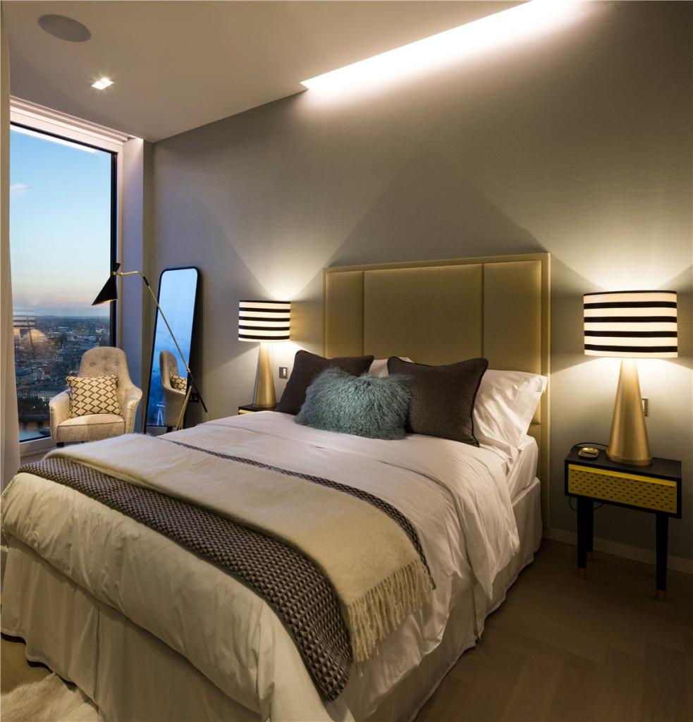 South Bank Tower,Master Bedroom