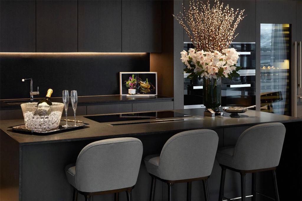 One Blackfriars,Kitchen