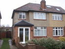 Lannock Road  semi detached property to rent
