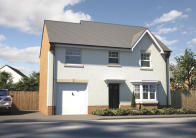 new property for sale in Milbury Lane, Exminster...