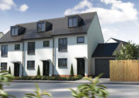 new home for sale in Milbury Lane, Exminster...