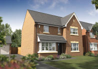 4 bedroom new property in Milbury Lane, Exminster...