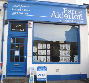 Barrie Alderton, Brighton- lettingsbranch details
