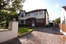 Detached home in Manor Drive, Upton...