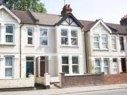 Terraced house for sale in GUNNERSBURY LANE, ACTON...