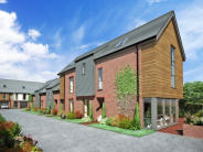 1 bed new development for sale in Bath Road, Thatcham...