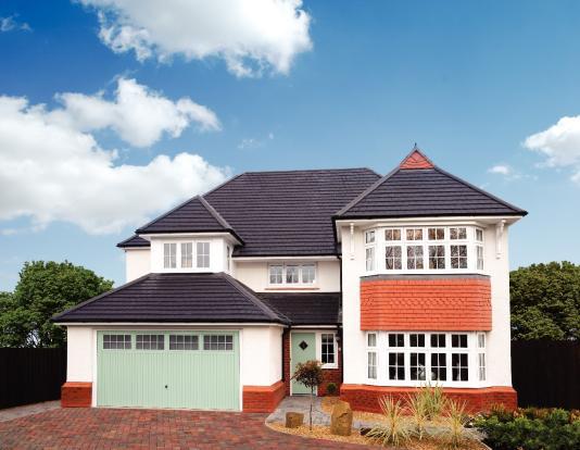 New Homes Widnes Lunts Heath Road
