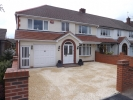 5 bed semi detached home for sale in Harborough Drive...