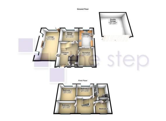 Floorplan 1 (3D)