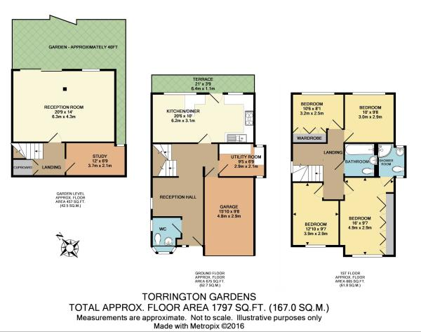 Torrington Gardens - 2a