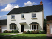 4 bedroom new house for sale in Coxs Lane, Enstone, OX7