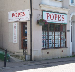 Popes Estate Agents, East Looebranch details