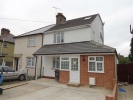 semi detached home in Southall, Middlesex