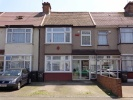Terraced house in Southall, Middlesex