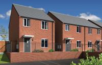 3 bed new home for sale in Thelwall Lane, Latchford...