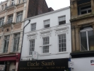 Studio apartment in Bold Street City Centre...