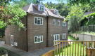 Detached property in Great Bois Wood...