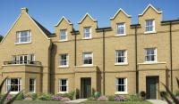 4 bed new property in The Garrison...