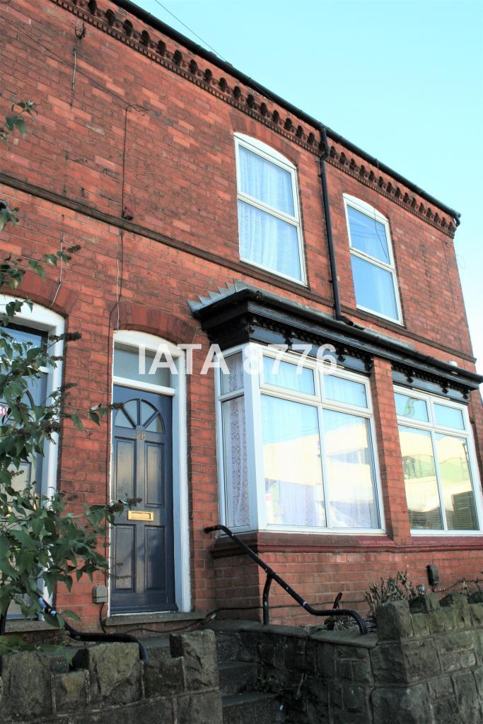 2 Bedroom Terraced House To Rent In Church Road Northfield Birmingham B31