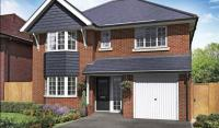 4 bed new property in Station Avenue, Wickford...