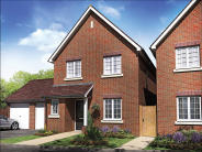 4 bed new development in Station Avenue, Wickford...