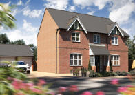 4 bed new property in Dragon Lane...