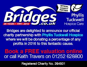 Get brand editions for Bridges Estate Agents, Fleet
