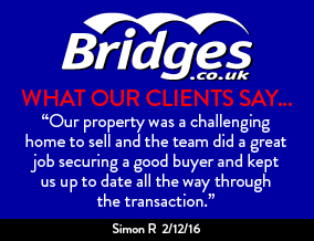 Get brand editions for Bridges Estate Agents, Fleet