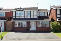 4 bed Detached house for sale in GANTON ROAD, BLOXWICH...