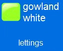 Gowland White, Middlesbrough - Lettings branch logo