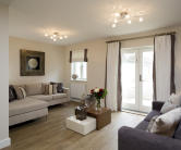 3 bed new house in Garden Village...