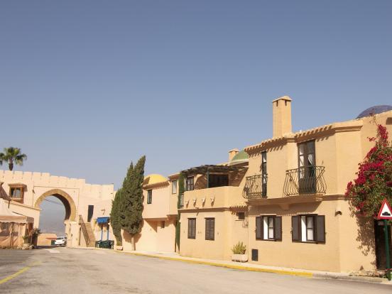 Cabrera village