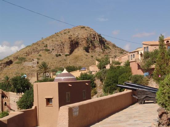 Cabrera terrace
