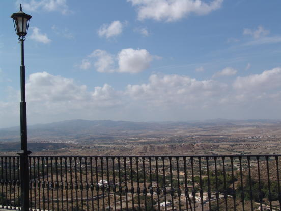 Mojácar views