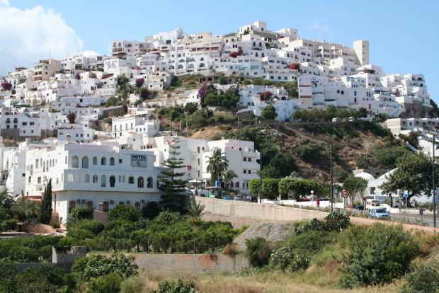 Mojácar village