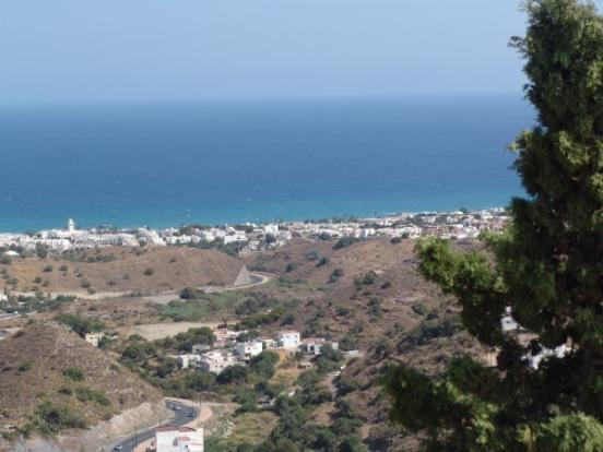 Mojacar views