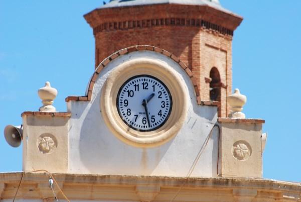 Turre clock