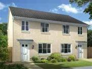 3 bed new property in Petrel Way, Dunfermline...