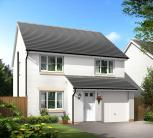 4 bed new house in Petrel Way, Dunfermline...