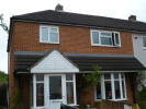 3 bed semi detached property in Crutchley Avenue, Fazeley