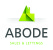 Abode, Burton-Upon Trent Lettings logo