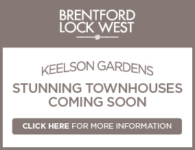 Get brand editions for Waterside Places, Brentford Lock West