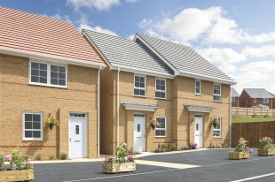 Bluebell Meadows by Barratt Homes, Staplers Road,