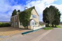 Detached home in Coed Cae Mawr Farm