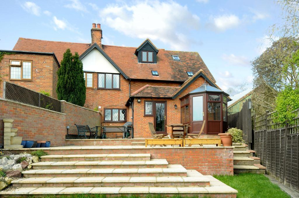 4 bedroom semi-detached house for sale in Mill Lane, Wingrave ...