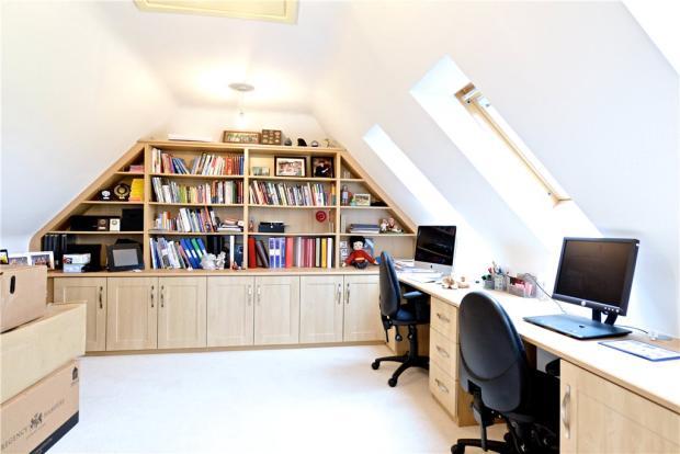 Office Above Garage