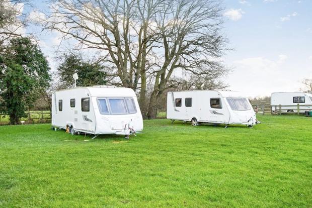 Touring Caravans ...
