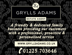 Get brand editions for Grylls Adams, Melksham